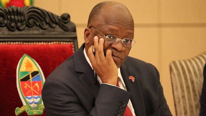 John Magufuli. PHOTO/COURTESY