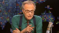 Larry King. PHOTO/COURTESY