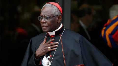 Cardinal Robert Sarah. PHOTO/COURTESY
