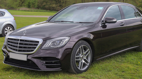 Mercedes Benz S-Class. PHOTO/COURTESY