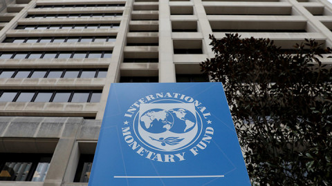 IMF Headquarters in Washington DC. PHOTO/COURTESY
